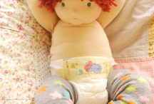 Dolls / Robot Plush