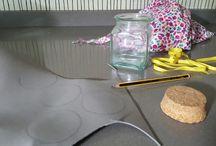 DIY alfiletero costurero bote de cristal