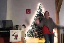Ambasada - Interaktywna Choinka 2013 / W 2013 ubieraliście choinkę razem z nami. Na żywo.