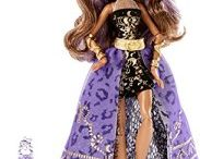 Monster High 13 Wishes Haunt Casbah Clawdeen Wolf Doll