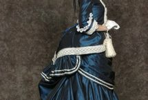 Victorian dress project