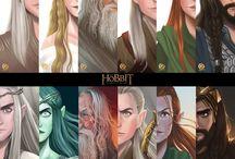 LotR//The Hobbit