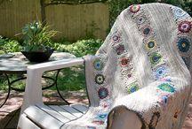Deky a polštáře / Ručně vyráběné deky, polštáře a podobné