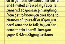 Asdfghjkl / Hey! This board is for us FANGIRLS to get to know each other better! Pin as much as you want:) I love you<3