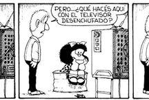 Mafalda / tiras cómicas