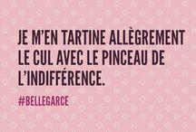 #bellegarce