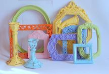 FRAMES / by ♪♫♥ CHARITY CRAFTER ♪♫♥