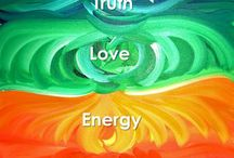 ♥ Chakras ~ Follow the Rainbow ♥