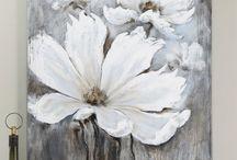 oriási fehér virág
