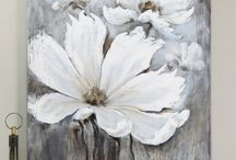 Acrylic Painting / Ideas for acrylic painting.