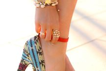 SHOES and accessories! / by Mattie Dukes