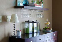 Dinning room wall / by Amanda George-Walewski