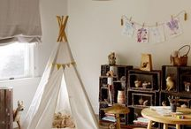 Interiors for Little Ones / by Blabla Kids