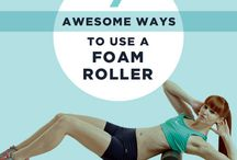 FOAM ROLLER Work-outs