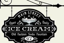 Παγωτατζιδικο / Ice cream