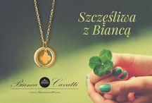 Na szczęście :) / Koniczynki i biżuteria aby wszystko szło Ci doskonale!