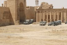 Hatra, Iraq / An account of my visit to the ancient ruins of Hatra, Iraq when I was a soldier there in 2003
