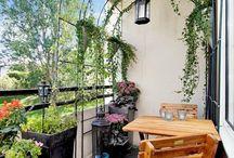 Apartament balcony