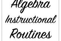 Mathematics Routines & Resources