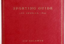 """Sporting Guide / A brilliantly imaginative, illustrated recreation of an 1890s Los Angeles pocket guide, or """"Sporting Guide,"""" to the brothels of the day."""