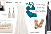 Wedding Inspiration: Tori Praver  / The swimwear designer's picks for a chic Bohemian wedding  / by Shopbop