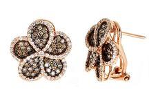 My Brown Eyed Girl / Brown diamond jewelry, rings, earrings, pendants, bracelets and bangles.