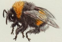 Tattoo Oliven und Insekten