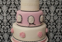 Baby Shower Cakes for Girls / This board is dedicate to all girls baby shower cakes.  May they inspire you to have the cutest baby shower cake! / by Maternity and Baby Showers