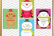Cookie Exchange graphics and party ideas / by Mygrafico Digitals