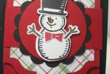 Gift cards holder