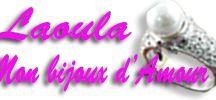Corail / Notre collection de bijoux ethniques en argent et corail de la bijouterie Toulouse Laoula
