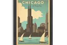 Chicagoland / by Mary O'Brien-Dennis