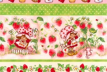 Strawberry Fruitcake Fabric / by Tink Bastian