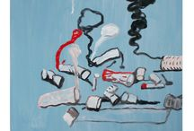 Philip Guston / by Astrid Bowlby
