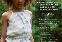 Madeit Patterns / Modern Sewing Patterns for adventurous kids