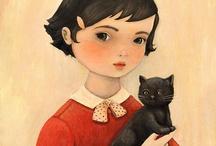 Animal Art / by Belinda Roussel