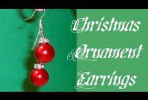 Beading tutorials -: Christmas