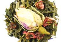 Flavoured Green Teas / Our wide selection of flavoured green teas