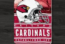 Arizona Cardinals Merchandise Decor Bedding Gifts / Arizona Cardinals Merchandise is an incredible way to decorate your home & office to create your own Cardinals fan zone in your bedroom, kid's bedroom, game room, study, kitchen, living room, and even the bathroom. Also great as Arizona Cardinals fan gifts. Show off your Cardinals team spirit today!
