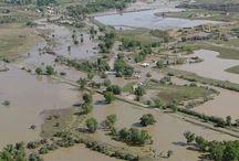 Colorado Flooding Water. 2013