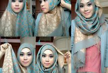 style of my hijab