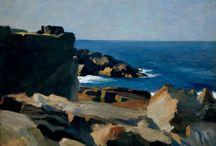 Edward Hopper-malarstwo