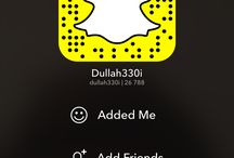 Snapchat / Let's snap :) add me