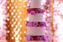 Wedding Cake Ideas / Gorgeous wedding cakes featured at weddings shot by Shan Photography over the years. Browse our photos to get inspiration for your own wedding!