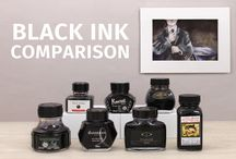 Fountain Pens and Inks