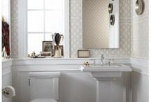 Half Bath / Powder room design