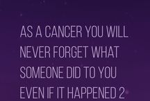 cancer zodiac