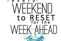 For the Weekend!