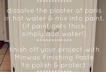 paint and cement recipes