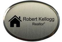 Realtor Name Badges